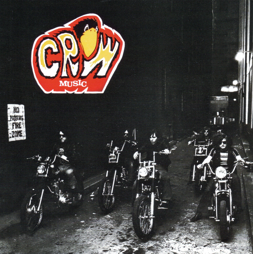Wild About Harry >> Rockasteria: Crow - Music (1969 us, hard 'n' heavy psych blues rock, 2010 Flawed Gems remaster)