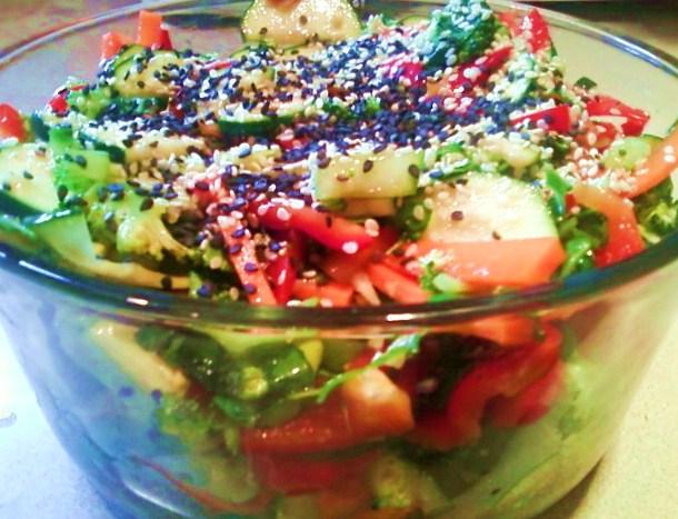 salada receitas