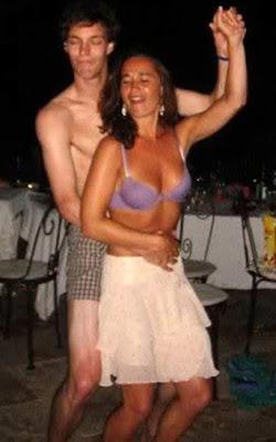 Pippa Middleton's bikini photo sparks furor in the royal family