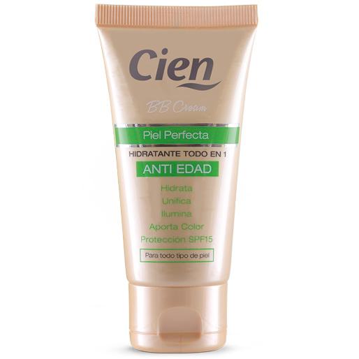 crema Cien BB Cream hidratante antiedad Lidl