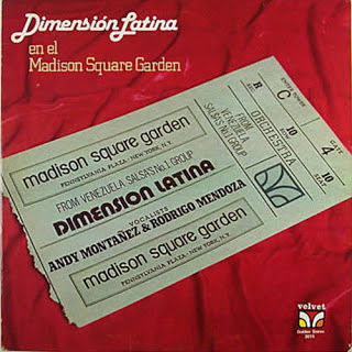 dimension latina madison square garden