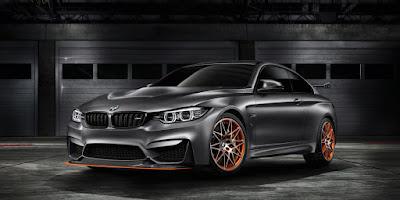 BMW M4 GTS, noticias de coches