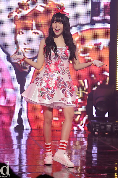 Orange Caramel Raina Catallena Live