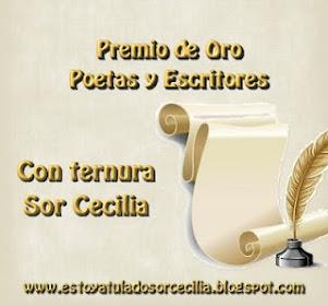 Gracias, Sor Cecilia.