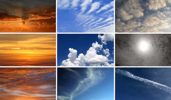 18. Cloud, Sky Textures