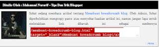 Membuat permalink blog untuk Seo On Page