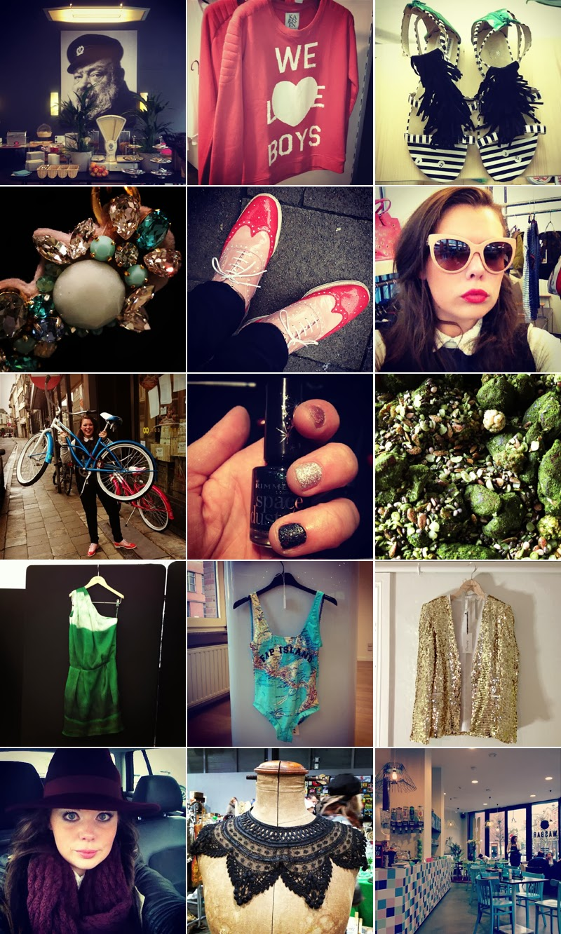 Journal | Instagram Recap November Journal, Fashion, Beauty, Lifestyle, Brands, Wish List, Events, Pressdays, Fall, Spring/Summer, Trends, Make-Up, SS14, My Closet, Accessories, Hotspots, OOTD, MUOFTD, Zoe Karssen, Dolce & Gabbana, Essentiel, Filles a Papa, Rimmel, Banana Moon, Raw Food, Natan, Ella Luna, Primark, DIY, Vintage, Verzamelaarsjaarbeurs, Wasbar, Antwerpen