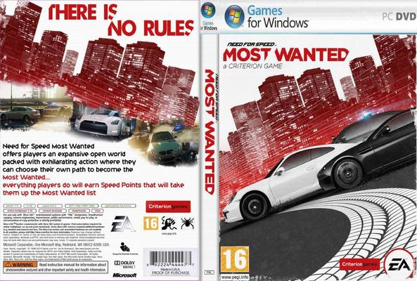 need for speed most wanted 2012 full