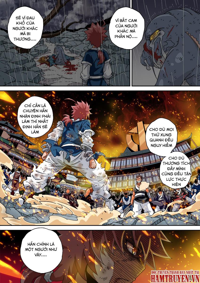 Quyền Bá Thiên Hạ chap 66 - Trang 13