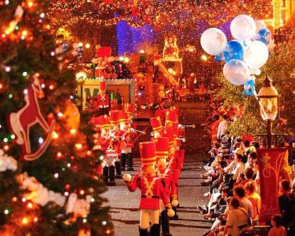 USAMORNINGPOST.com: Christmas Holidays at Walt Disney World 2013 ...