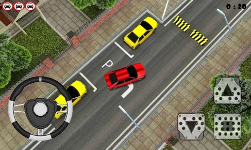 Parking Challenge Android Game APK