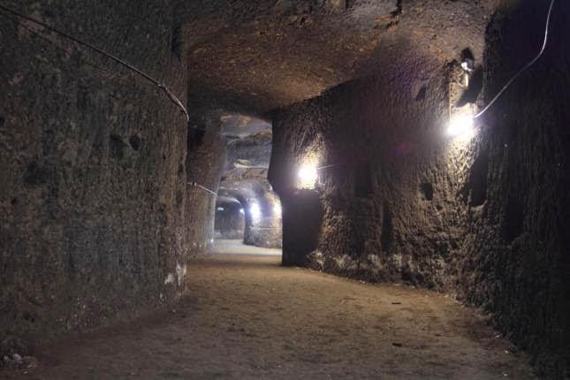 I Sotterranei di San Pasquale Baylon a Trastevere - Visita guidata
