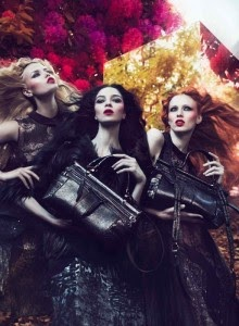 Casual Fashion - Cavalli Kollektion Herbst - Winter 2012