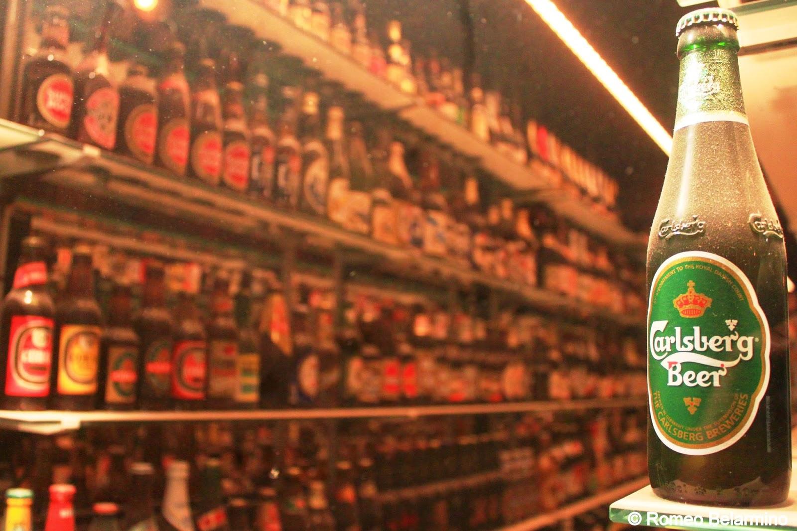 Guinness World Records Unopened Beer Collection Carlsberg Brewery Copenhagen Denmark