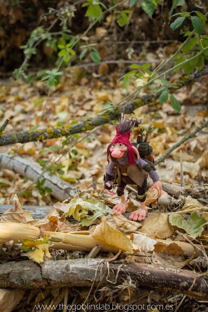 fantasy creatures lab goblin handmade adoption