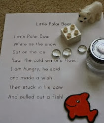 polar bear poem