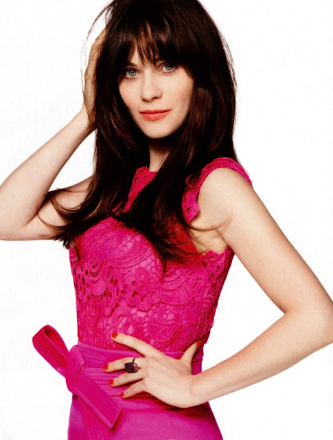 Zooey Deschanel Photos Instyle (US)