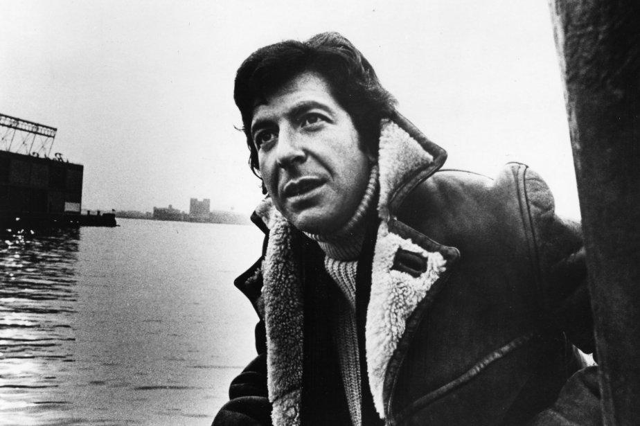 Mierda ha muerto..... Leonard+Cohen