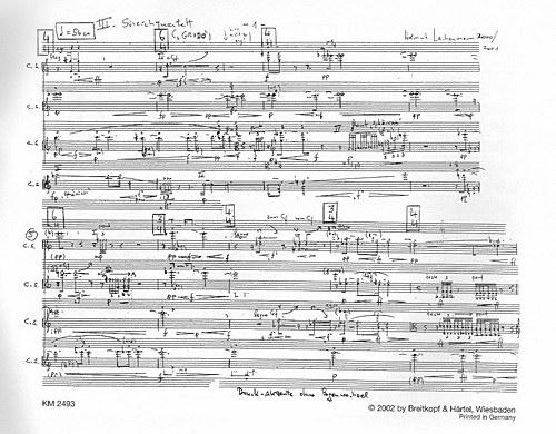 Partition Piano Musique Film D Horreur