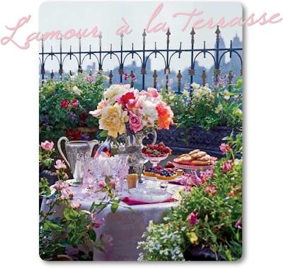 blommor frukost takterass new york