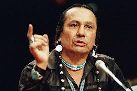 Russell Means to be inducted into the Native American Music Awards Hall of Fame