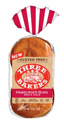 Our Gluten Free Family: Top THREE Gluten Free Hamburger Buns
