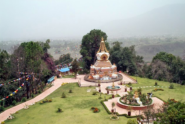 Interesting places in Nepal