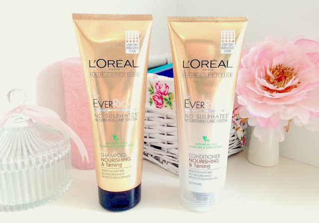 L'Oreal EverRiche Shampoo & Conditioner
