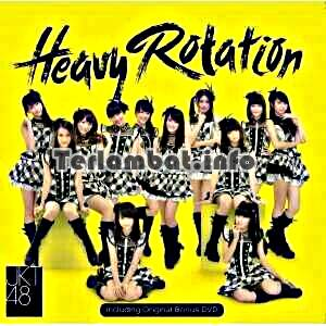 Cover Album JKT48 Heavy Rotation
