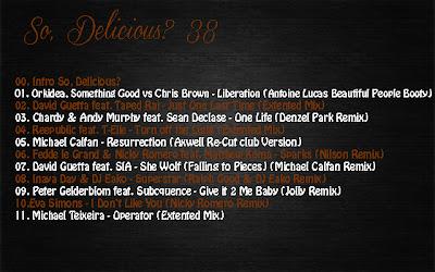 2012.11.20 - SO, DELICIOUS? BY ANTOINE LUCAS #38 So+Delicious+38