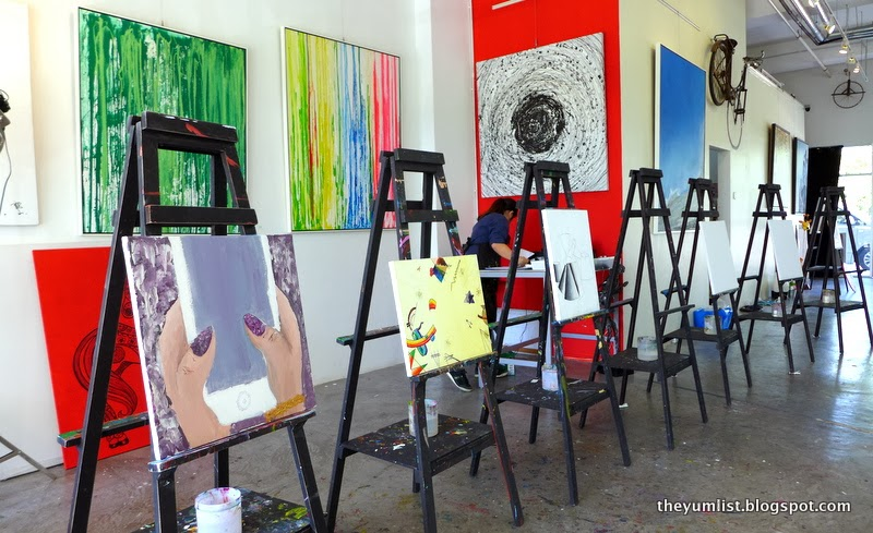 Art Jamming, The Studio KL, Publika
