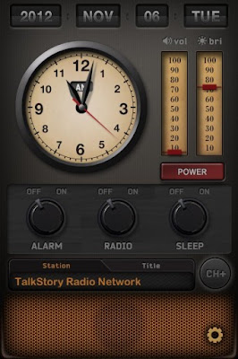 Radio Alarm Clock for iPhone
