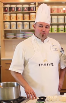 Ask Chef Todd with ThriveSisters