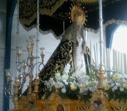 Ntra Sra de lo Dolores. Hermandad Ntro. Padre Jesús de Nazareno, Calzada de Calatrava