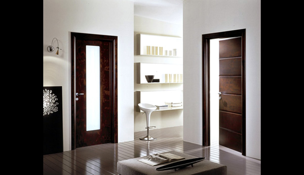 August 2011 for Modern interior doors