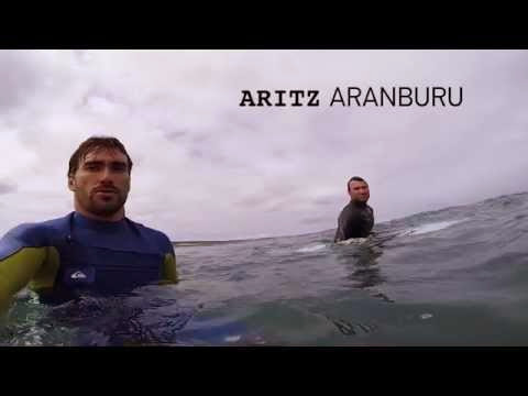 Aritz Aranburu Snaps Joel Parkinson at The Box