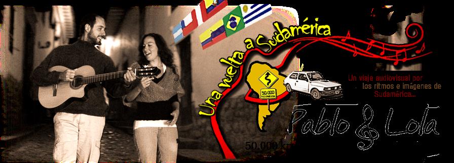 Una Vuelta a Sudamérica