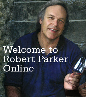 Robert Parkers Wine Recomendations: