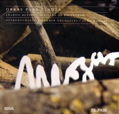 Mozart - Col. El País 250 Aniversario-(2006)-10-Obras para flauta-carátula frontal