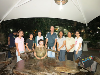 Box jelly fish work group visits Koh Samui and Koh Phangan