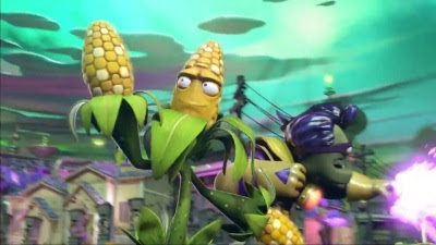 Plants vs. Zombies Garden Warfare 2 (Game) - Announce Trailer (E3 2015) - Screenshot