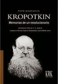 Memorias de un revolucionario – Piotr Kropotkin