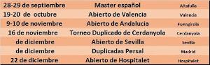 28 septiembre al 22 diciembre - España