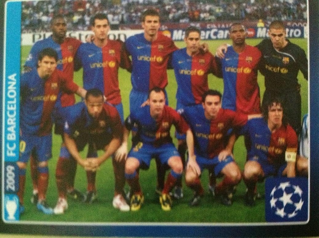 Barcelona Campeón 2009