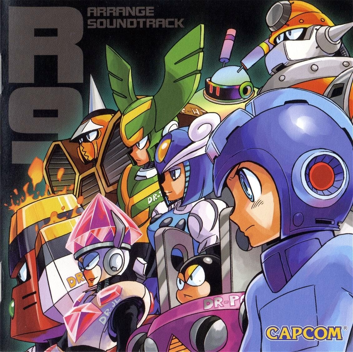 Rockman music enero 2015 for Megaman 9 portada
