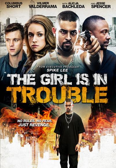 The Girl Is in Trouble (2015) ταινιες online seires xrysoi greek subs