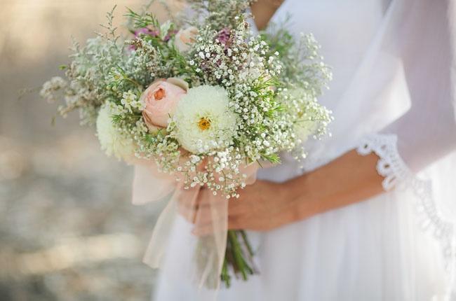 koru wedding style bridal bouquets all things boho. Black Bedroom Furniture Sets. Home Design Ideas