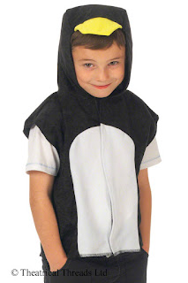 Penguin Kids Costume from Theatrical threads Ltd