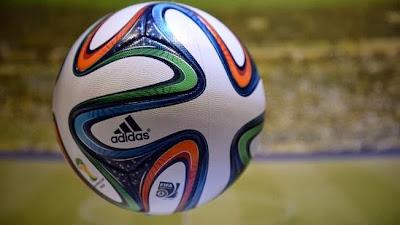 El balón Brazuca de Adidas mundial 2014