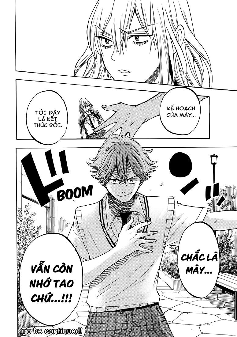 Yamada-kun to 7-nin no majo chap 221 Trang 20 - Mangak.info